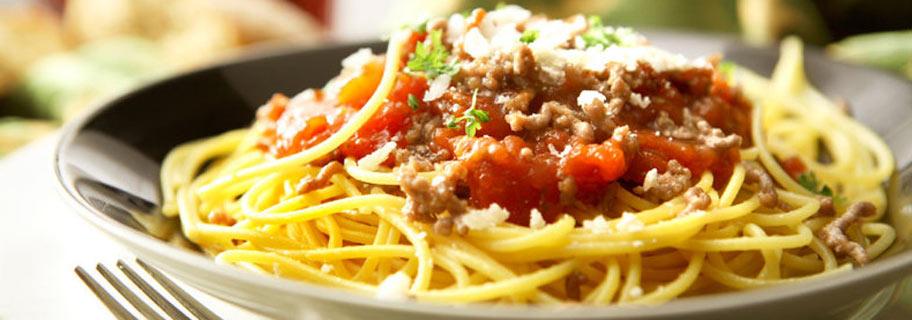 Как приготовить макароны болоньезе