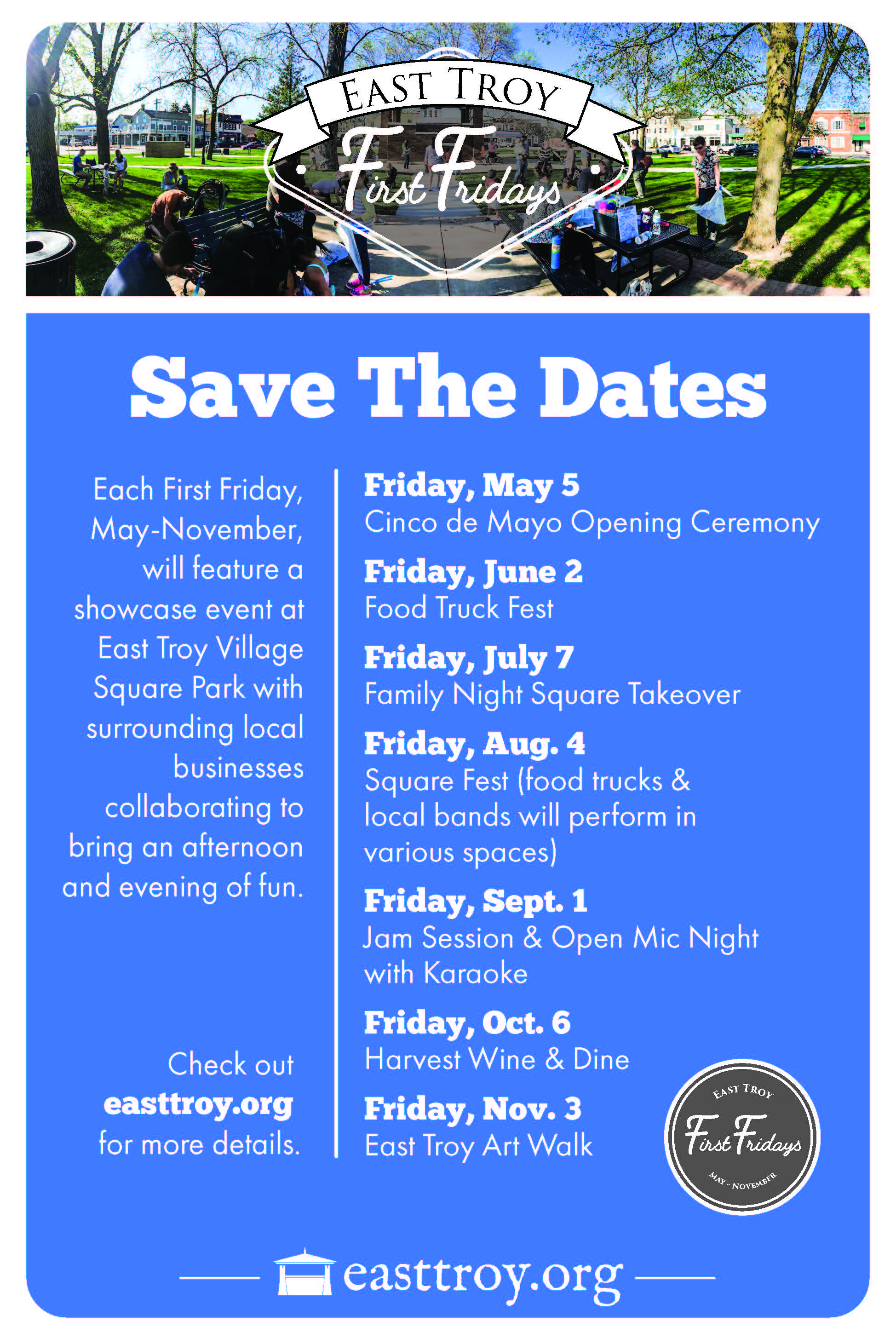 East Troy Area Chamber of Commerce & Tourism - East Troy